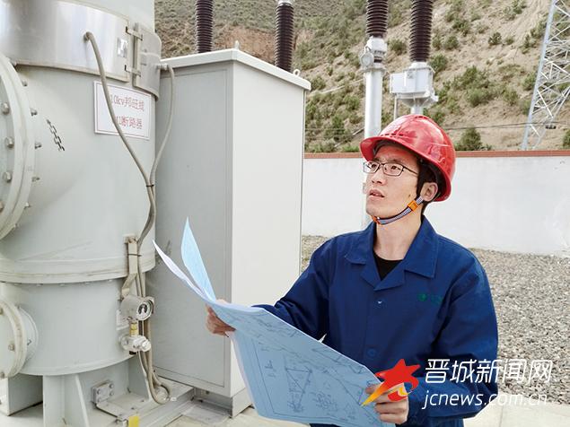 张勇:青藏高原上的电力雄鹰